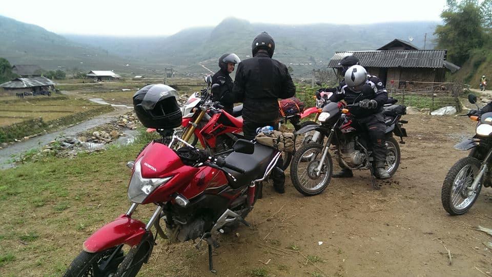 Northern Vietnam Dirt Motorbike Tour to Mai Chau, Sapa, Ha Giang