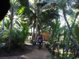 ESSENTIAL MOTORBIKE TOUR WITH HIDDEN MEKONG DELTA FOR 3 DAYS