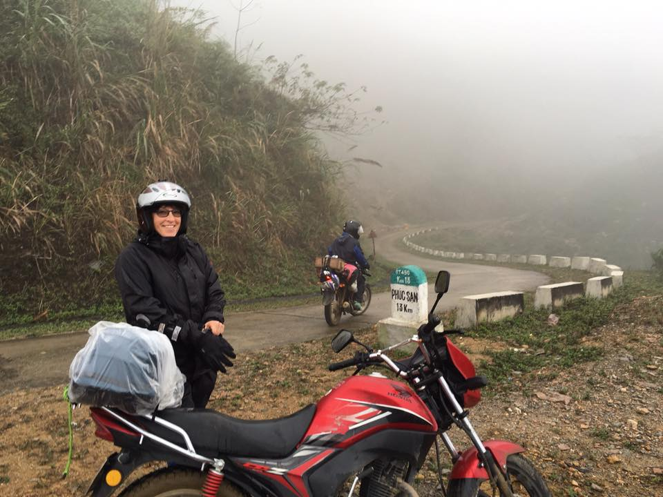 SAPA MOTORBIKE TOUR BACK TO HANOI