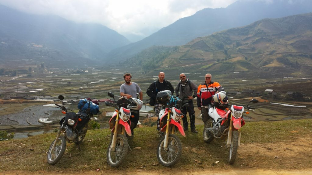 HANOI MOTORCYCLE TOUR TO NHA TRANG ON HO CHI MINH TRAIL FOR 11 DAYS