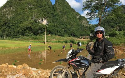 Motorcycle Tours to Bac Ha