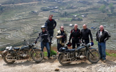 Sapa Motorcycle Tours
