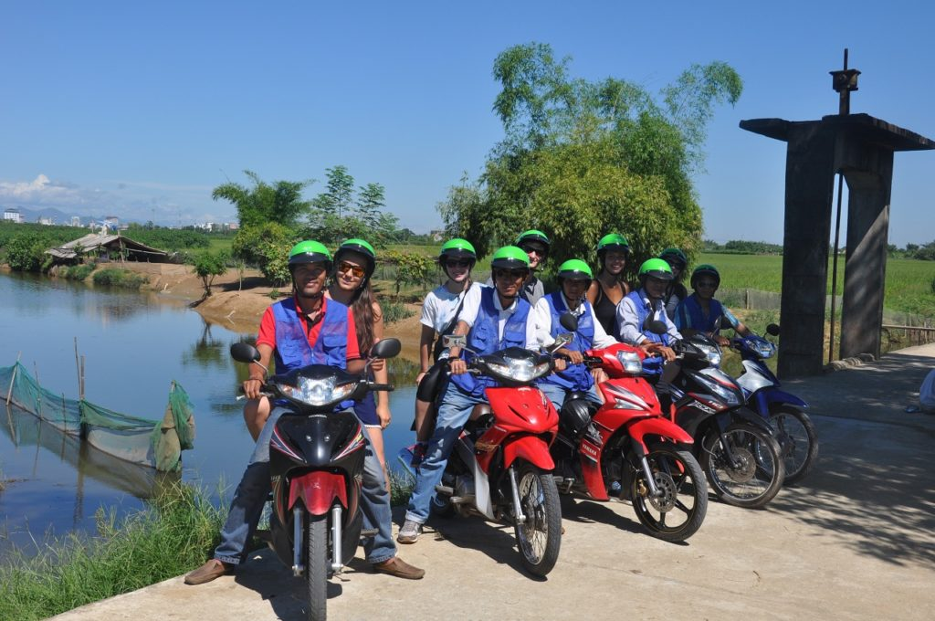 HUE MOTORBIKE TOUR TO THE COUNTRYSIDES