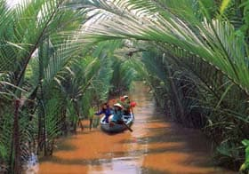 UNSPOILED MEKONG DELTA MOTORBIKE TOUR