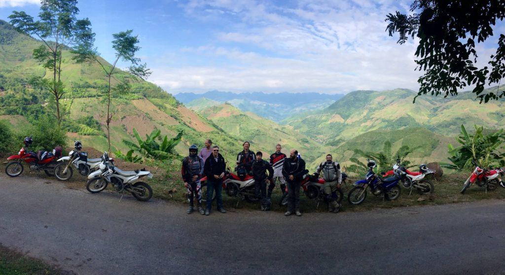 FULL VIETNAM NORTH-WEST MOTORBIKE TOUR TO HA GIANG