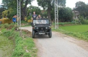 Hoi An jeep tour to My Son