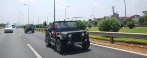 HANOI JEEP TOUR TO HA LONG BAY FOR 2 DAYS / 1 NIGHT