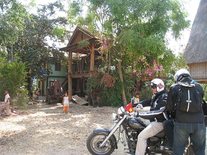 Hoi An motorbike tour to Kham Duc