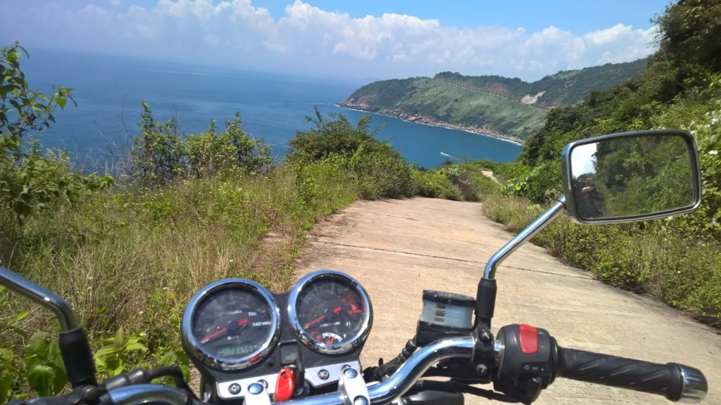 HOI AN MOTORCYCLE TOUR TO SON TRA AND MARBLE MOUNTAINS