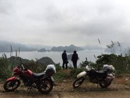 North Vietnam Dirt Motorbike Tour from West to East