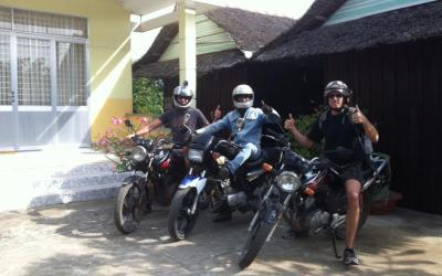 Mui Ne motorbike tour to Da Lat and Nha Trang