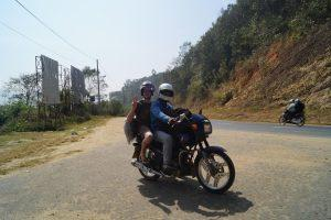 Hue to Hoi An motorbike tour