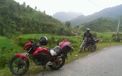 Hanoi motorbike tour to Ha Giang and Sapa