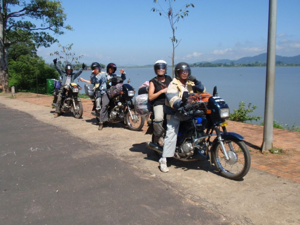 DALAT MOTORBIKE TOUR TO HOIAN OR DANANG VIA HO CHI MINH TRAIL AND CENTRAL HIGHLANDS