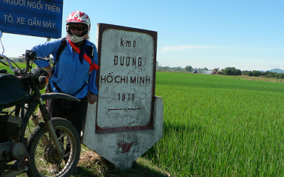 Hoi An motorbike tour to Saigon via Central Highlands and Ho Chi Minh Trail