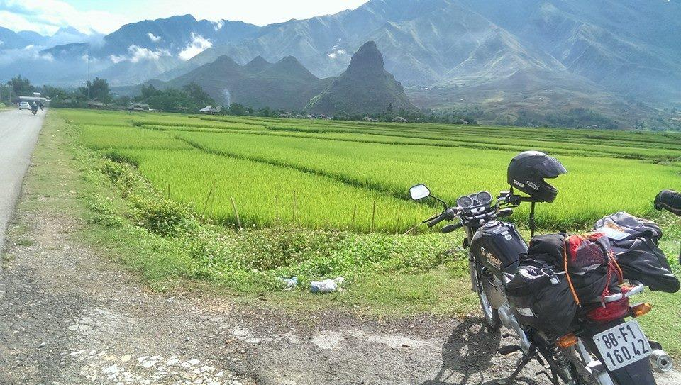 HANOI MOTORCYCLE TOUR TO HOA LU – TAM COC FOR 1 DAY