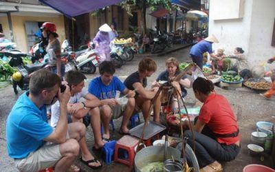 Hanoi short motorbike tours