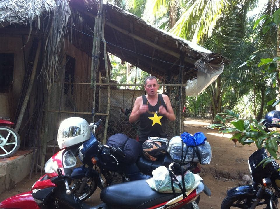 Saigon motorbike tour to Hoi An via Ho Chi Minh Trail
