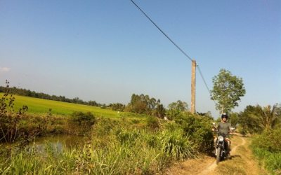Saigon motorbike tour to Dalat via Central Highlands