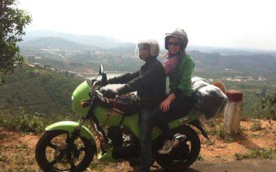 Hanoi motorbike tour to Pu Luong, Mai Chau