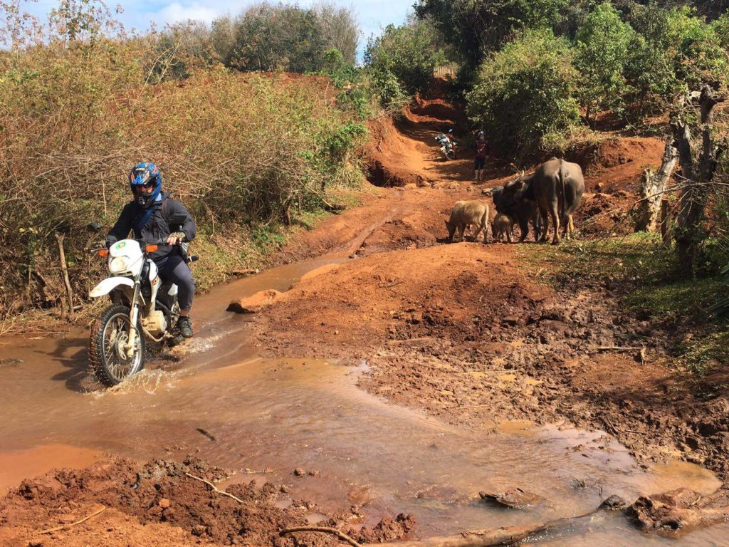 HOI AN MOTORCYCLE TOUR TO HO CHI MINH TRAIL AND QUANG NGAI - 3 DAYS