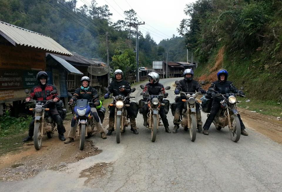 VIETNAM MOTORBIKE TOUR FROM HOI AN TO HANOI VIA PHONG NHA AND KHE SANH