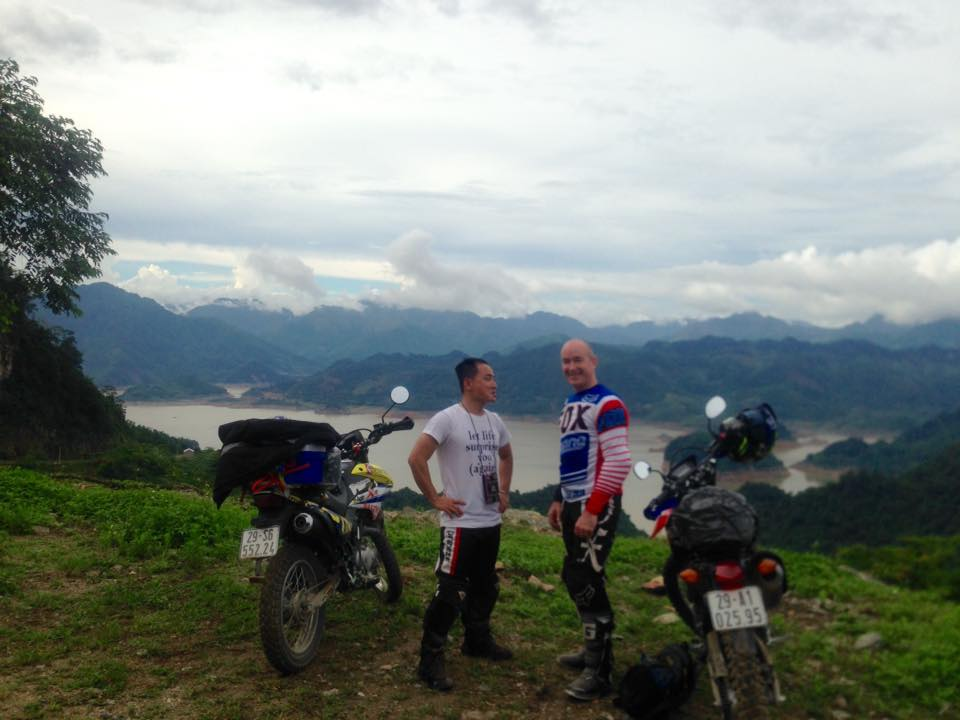 THAC BA AND BA BE LAKES MOTORCYCLE TOUR IN FOCUS